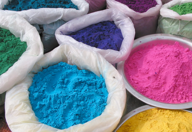 Dyeing The Chemistry Of Pysankarstvo