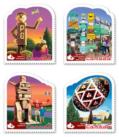 Pysanka Stamps